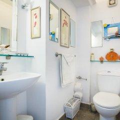 Отель Armonia City Mansion Греция, Закинф - отзывы, цены и фото номеров - забронировать отель Armonia City Mansion онлайн ванная фото 2