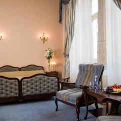 Grand Hotel 5* Представительский люкс с различными типами кроватей фото 4