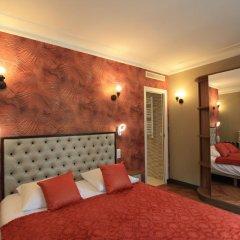 Отель Le Baldaquin Excelsior 3* Улучшенный номер с различными типами кроватей фото 16