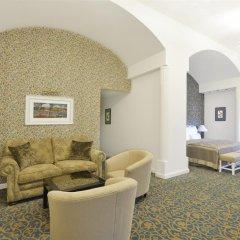 Отель Savoy 5* Улучшенный номер с двуспальной кроватью фото 5