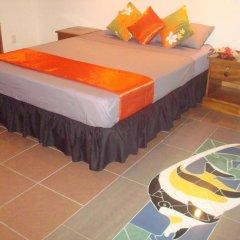 Отель Gecko Lodge Fiji Савусаву спа