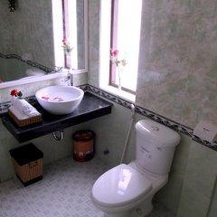 Отель Green Grass Homestay 2* Стандартный номер с различными типами кроватей
