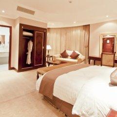 Chairmen Hotel 3* Улучшенный номер с различными типами кроватей фото 7
