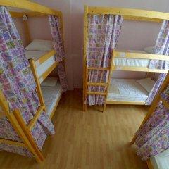 Hostel ProletKult Кровать в общем номере с двухъярусной кроватью фото 2