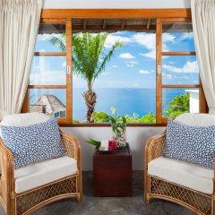 Отель Cape Shark Pool Villas 4* Студия с различными типами кроватей
