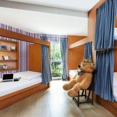 Отель U-tiny Boutique Home Suvarnabh 4* Номер Делюкс фото 14