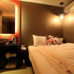 Отель Sky The Classic 2* Стандартный номер с различными типами кроватей фото 7