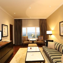 Отель Taj Palace, New Delhi 5* Люкс Taj Club с различными типами кроватей фото 4