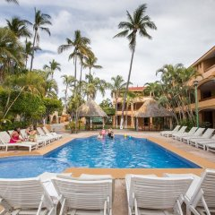 Margaritas Hotel & Tennis Club бассейн