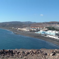 Отель Villas Las Norias Испания, Тарахалехо - отзывы, цены и фото номеров - забронировать отель Villas Las Norias онлайн пляж фото 2