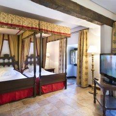 Отель Parador De Cangas De Onis 4* Улучшенный номер фото 6
