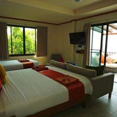 Отель Pinnacle Koh Tao Resort 3* Вилла с различными типами кроватей фото 4