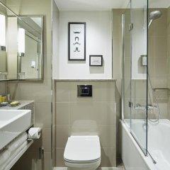 Отель London Marriott Hotel Regents Park Великобритания, Лондон - отзывы, цены и фото номеров - забронировать отель London Marriott Hotel Regents Park онлайн ванная