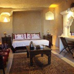 Gamirasu Hotel Cappadocia 5* Семейный люкс с двуспальной кроватью фото 5
