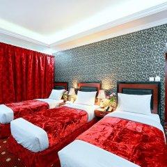 Gulf Star Hotel Стандартный номер с различными типами кроватей фото 5