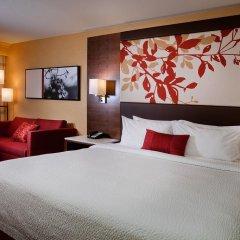 Отель Courtyard Los Angeles Century City Beverly Hills 3* Стандартный номер с различными типами кроватей