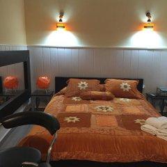 Отель Hostal Oxum 3* Стандартный номер с двуспальной кроватью фото 8