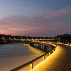 Отель Ja Manafaru (Ex.Beach House Iruveli) 5* Бунгало фото 3