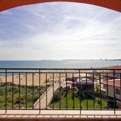 Отель Carina Beach Aparthotel - Free Private Beach 3* Студия фото 31