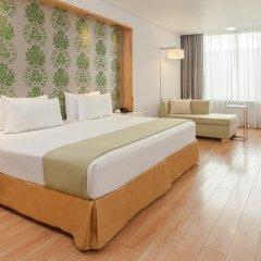 Отель Nh Collection Mexico City Airport T2 4* Улучшенный номер фото 7