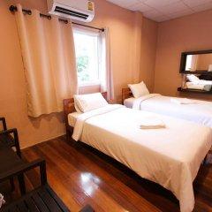 Отель At smile house 2* Улучшенный номер с 2 отдельными кроватями