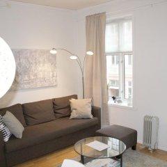 Отель Nordic Host - Daniel Hansens gate 2 4* Улучшенные апартаменты с различными типами кроватей фото 6