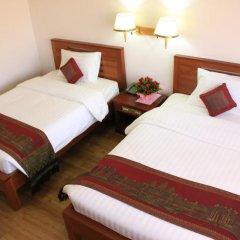 City Angkor Hotel 3* Улучшенный номер с двуспальной кроватью