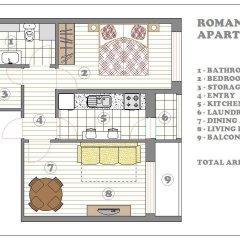 Апартаменты Porto Center - Romantic Apartment удобства в номере
