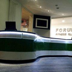 Отель FWS Forum Wellness Station Парма бассейн