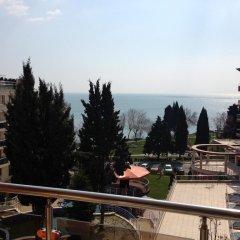 Отель Panorama Beach Studio Болгария, Несебр - отзывы, цены и фото номеров - забронировать отель Panorama Beach Studio онлайн балкон