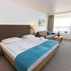 Отель Carat Golf & Sporthotel 4* Номер Делюкс с двуспальной кроватью фото 2