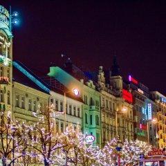 Отель Meran Чехия, Прага - 7 отзывов об отеле, цены и фото номеров - забронировать отель Meran онлайн фото 2