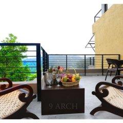 Отель 9 Arch балкон
