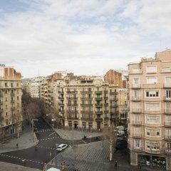 Отель Priority Fira Apartments Испания, Барселона - отзывы, цены и фото номеров - забронировать отель Priority Fira Apartments онлайн балкон