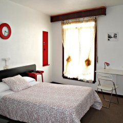 Отель Pension Las Rias Улучшенный номер с различными типами кроватей