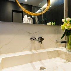 Отель Le Quattro Dame Luxury Suites Рим ванная