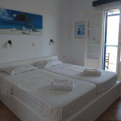 Отель Agios Pavlos Studios комната для гостей
