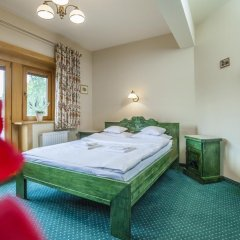 Отель Pensjonat Zakopianski Dwór 3* Стандартный номер с двуспальной кроватью фото 2