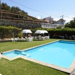 Отель Casa d' Alem Португалия, Мезан-Фриу - отзывы, цены и фото номеров - забронировать отель Casa d' Alem онлайн бассейн фото 3