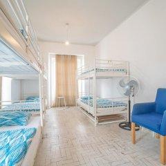 Vistas de Lisboa Hostel Кровать в общем номере с двухъярусной кроватью фото 7