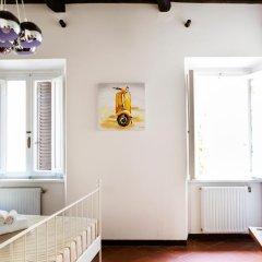 Отель Casa di Campo de' Fiori Апартаменты с различными типами кроватей фото 35