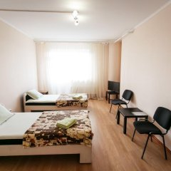 Гостиница Аврора Стандартный номер с различными типами кроватей фото 16