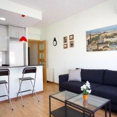 Отель Bcn Central Terrace Барселона комната для гостей фото 5