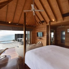Отель Conrad Maldives Rangali Island 5* Вилла Делюкс с различными типами кроватей фото 3