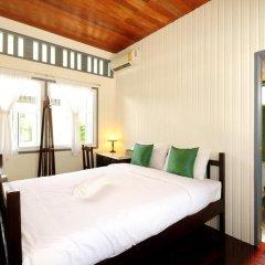 Отель Baan Noppawong 3* Номер Делюкс с различными типами кроватей фото 2