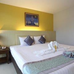 Ansino Bukit Hotel 3* Улучшенный номер двуспальная кровать фото 4