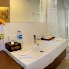 Отель Nantra Silom 3* Номер Делюкс с различными типами кроватей фото 5