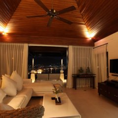 Отель IndoChine Resort & Villas 4* Вилла Премиум с разными типами кроватей