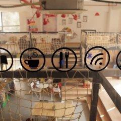 Freeguys Hostel Кровать в общем номере с двухъярусной кроватью фото 7