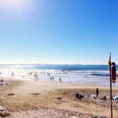 Freesurf Camp & Hostel пляж